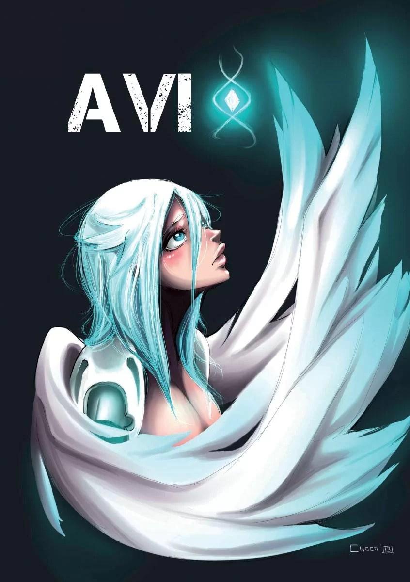 AVI - by Stefania Macera - 45