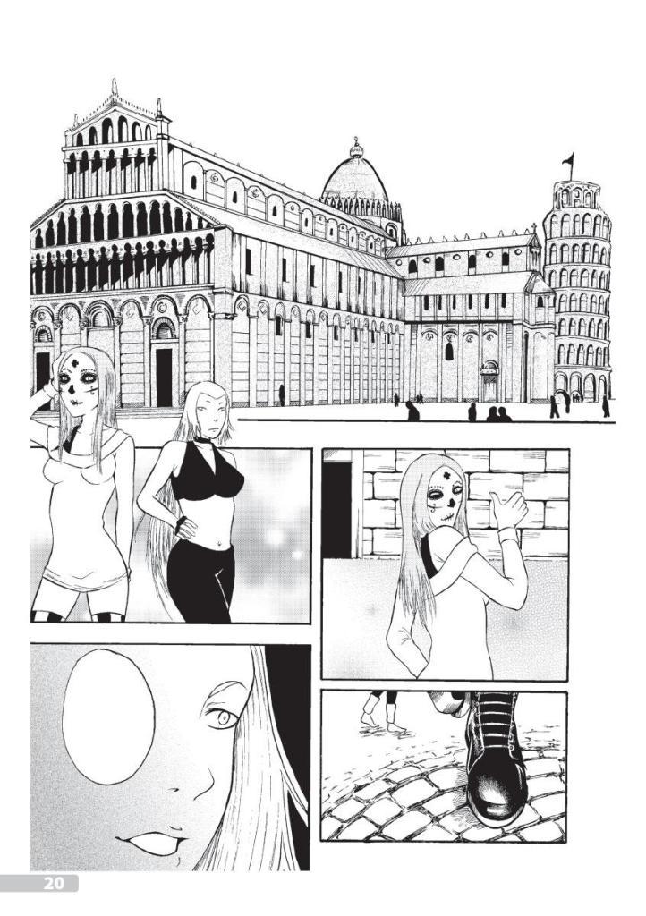 Scarlet Death - by Gianluca Confini e Silvychan -20