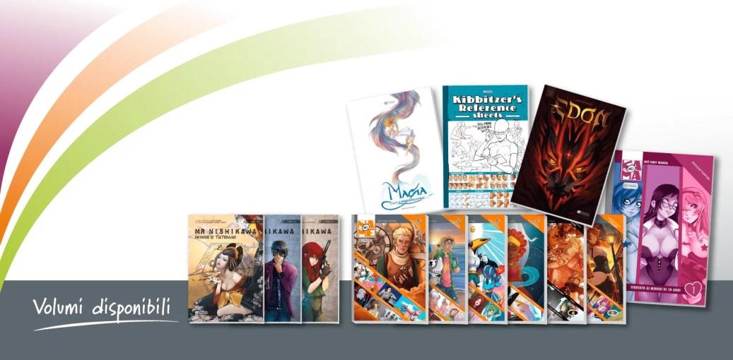 Ecco i volumi disponibili del 2020! NuPress è fumetto, illustrazione, strisce comiche, art-book... ecco i volumi disponibili!