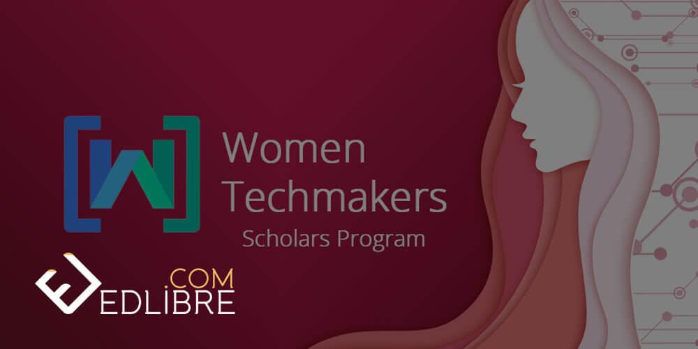 منحة the Women Techmakers لنساء العالم في علوم الكمبيوتر