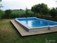 Poolumrandung beispiele  Schwimmbad und Saunen