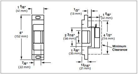 Von Duprin Wiring Diagrams : 26 Wiring Diagram Images