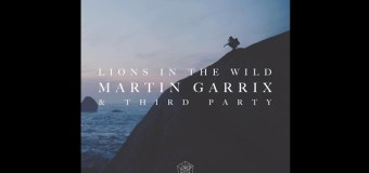 #Release |  Martin Garrix & Third Party – Lions In The Wild