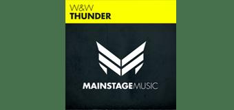 #TBT | W&W – Thunder