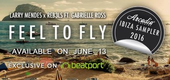 #Premiere | Larry Mendes & REB3LS ft. Gabrielle Ross – Feel To Fly