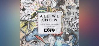 #FreeDownload | The Chainsmokers – All We Know (Conro Remix)