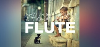 #TBT | ​New world sound & Thomas Newson – Flute