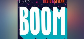 #Release | Tiesto ft Sevenn – BOOM