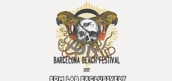 Barcelona Beach Festival 2017- #BBF17 – Che spettacolo !