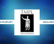 EDM Lab is now TMPL Recordings official delivering tracks