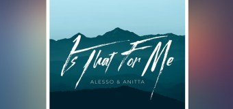 #Release | Alesso ft Anitta – Is that for me