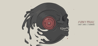 #Release   Corey James & Teamworx – Funky Music