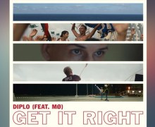 Diplo Ballerino nel nuovo singolo 'Get it Right'
