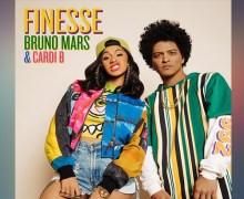#Release | Bruno Mars feat. Cardi B – Finesse
