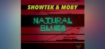 #Release | Showtek & Moby – Natural Blues