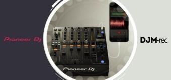 DJM-REC l'app per registrare il tuo mixato