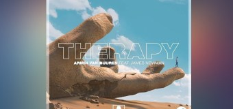 #Release | Armin Van Buuren ft James Newman – Therapy