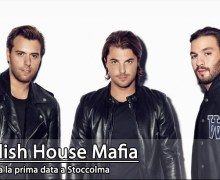 Swedish House Mafia – annunciata la prima data a Stoccolma nel 2019