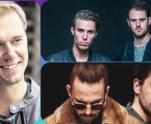 #Release | Dimitri Vegas & Like Mike x Armin van Buuren x W&W – Repeat After Me