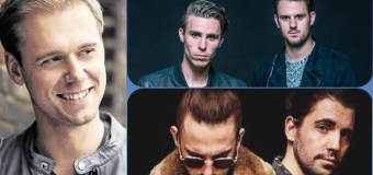 #Release | Dimitri Vegas & Like Mike x Armin van Buuren x W&W – Repeat After Me