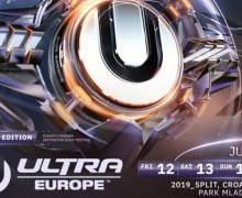 Ultra Europe – LineUp stellare e nuova location