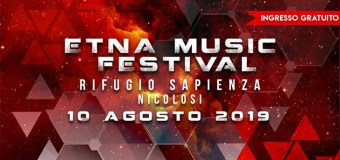 Etna Music Festival 2019 – 7th Edition withn Danko & SLVR