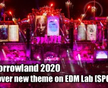[SPOILER] Tomorrowland 2020 – Discover new theme