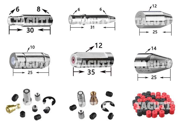 EDM Drill Guide Ceramic Wire Guide Diamond for Small Hole
