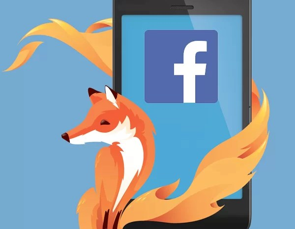 Mozilla e Facebook Rompidos?