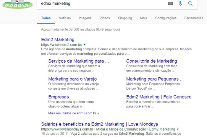 Como fazer o meu site aparecer no topo das buscas Google ?