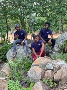 TWEENS Tutors who are also USAPCS students
