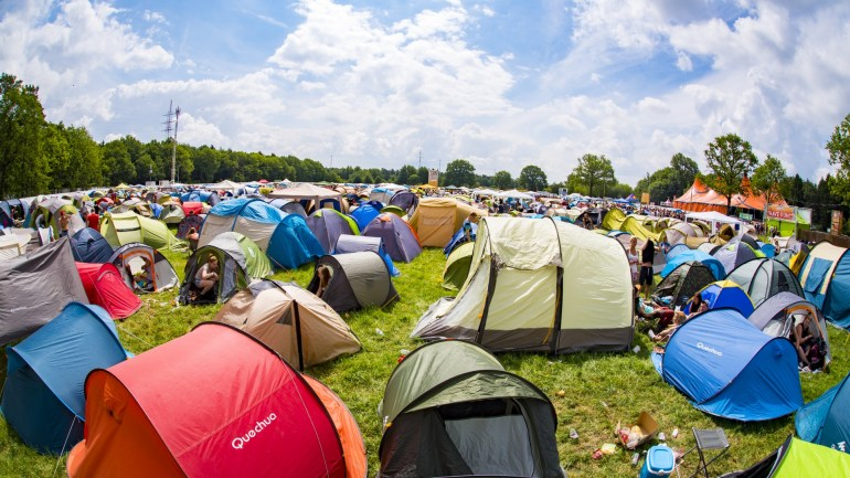 Image result for camping festival