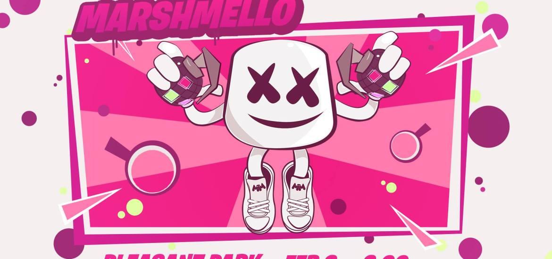 Marshmello Fortnite