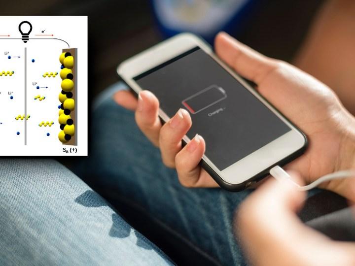 Nuove batterie al litio-zolfo per una maggiore autonomia