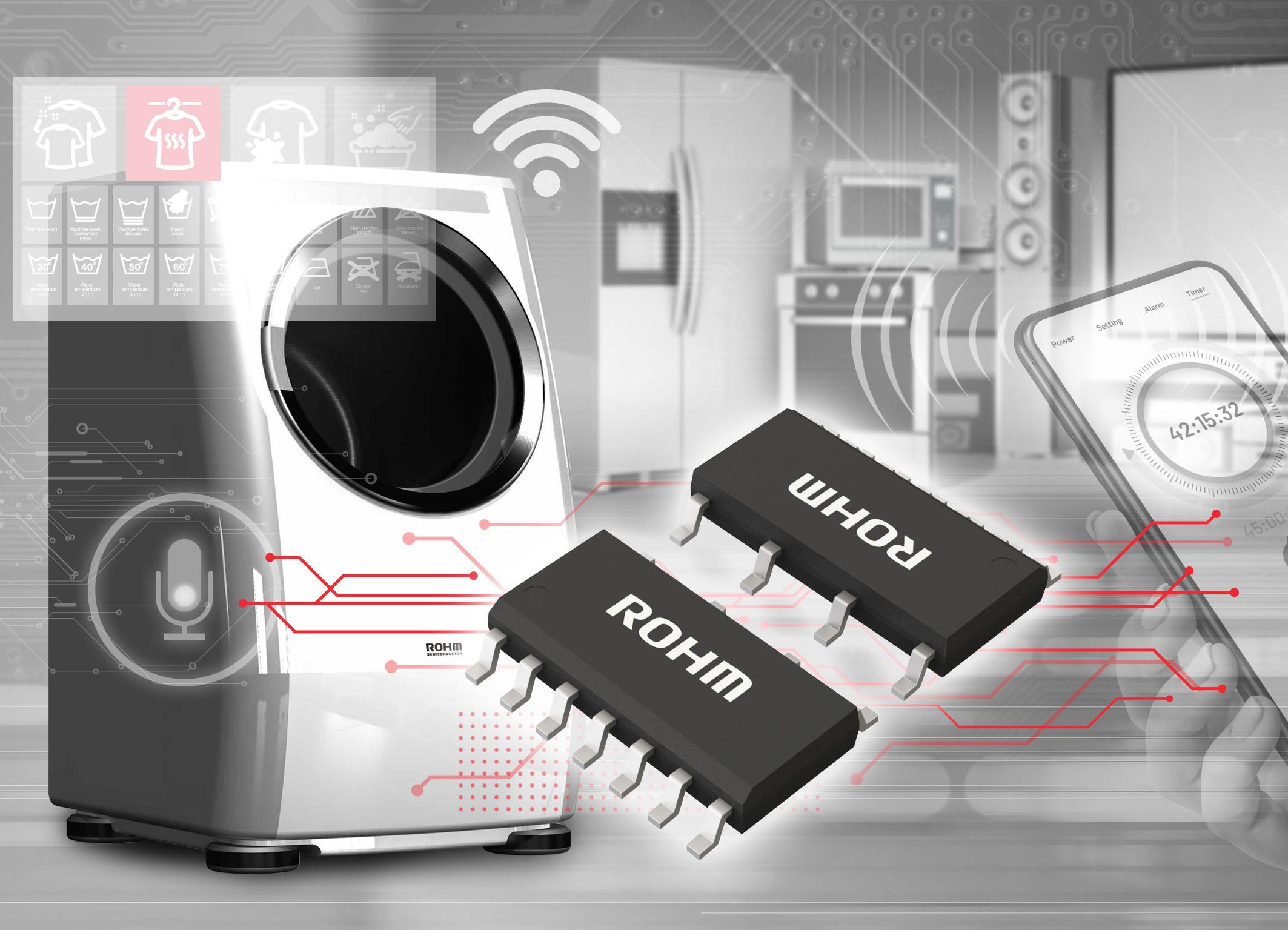 Circuiti integrati per rilevazione di zero crossing per apparecchi domestici