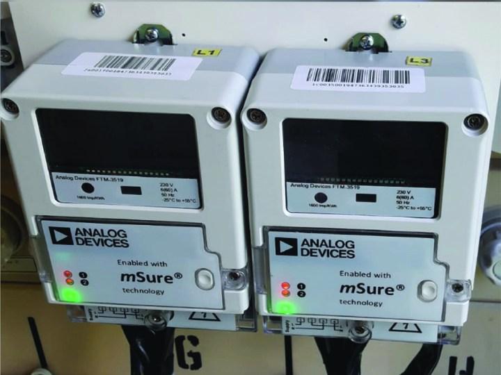 La tecnologia mSure di ADI permette di monitorare la precisione dei contatori