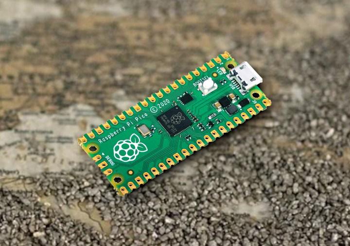 Raspberry Pi Pico: più piccolo di così