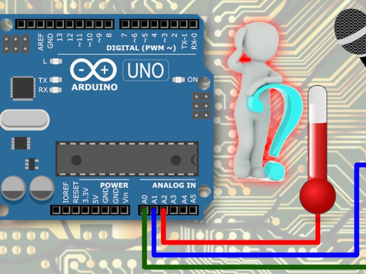Gli ingressi ADC di Arduino si influenzano tra loro