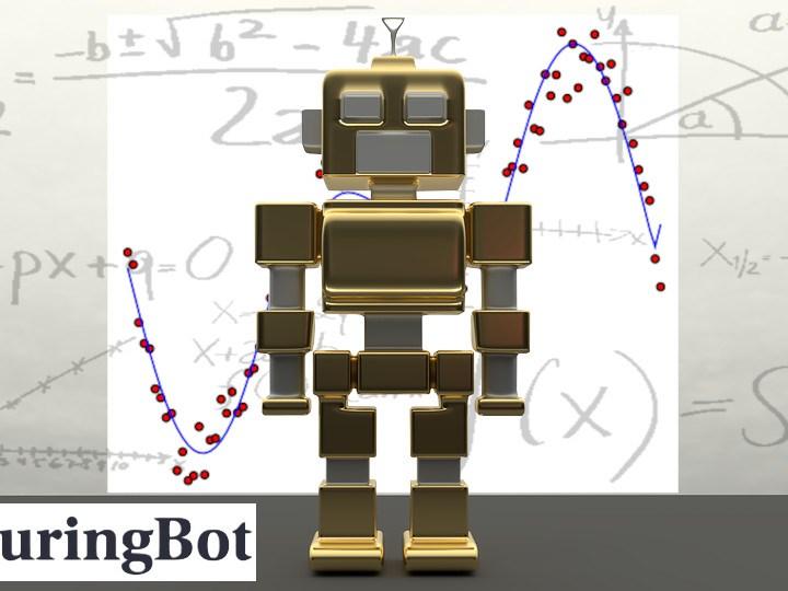 TuringBot e animazione 2D-3D: Jumping Jack