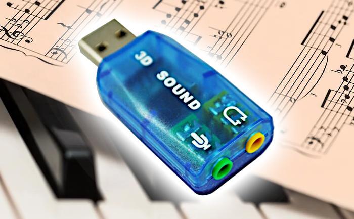 Una scheda audio a 3 euro