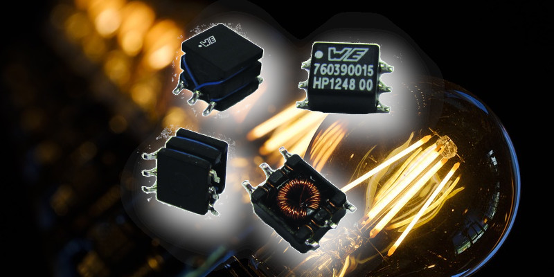 Nuovi quattro trasformatori MID-PPTI di Würth Elektronik