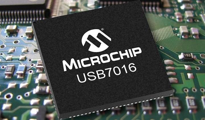 Interfaccia USB Microchip Technology USB7016 CI