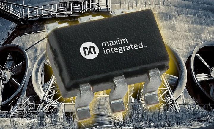 Controller di accensione/spegnimento a pulsante ad alta tensione MAX16151 integrato Maxim