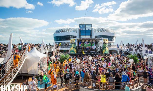 Holy Ship! 2016 || January Schedule Is Here!