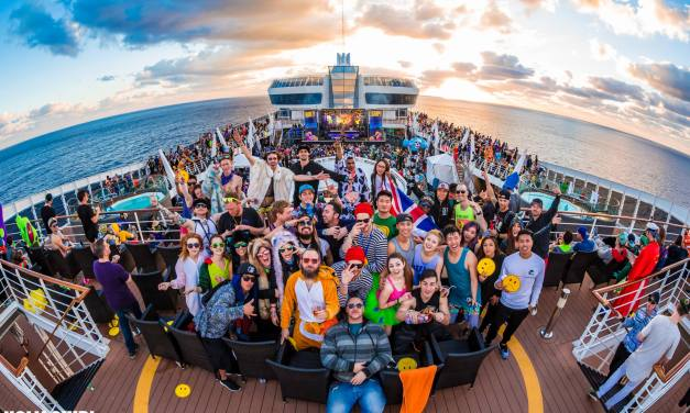 New Ship, Dates, & Ports Announced for HOLY SHIP! 2017