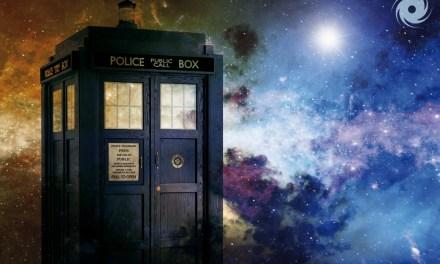 "Giuseppe Ottaviani Pays Homage To ""Doctor Who"""