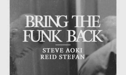 """Steve Aoki's Releases """"Bring The Funk Back!"""""""