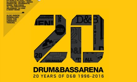 Drum&BassArena Celebrate 20 Years With Epic Release!