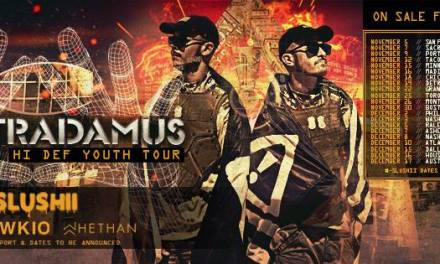 Hi-Def Youth Tour Mix Dropped By Flosstradamus And Gent & Jawns