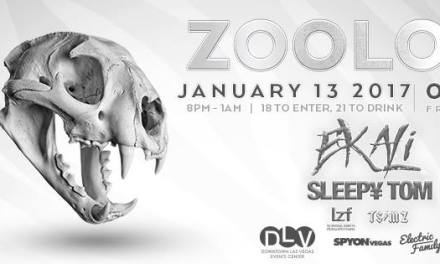 Zoology 2017 || January 13th Event Preview